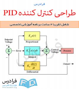 فیلم آموزشی طراحی کنترل کننده PID با استفاده از الگوریتم های هوشمند (به زبان فارسی)