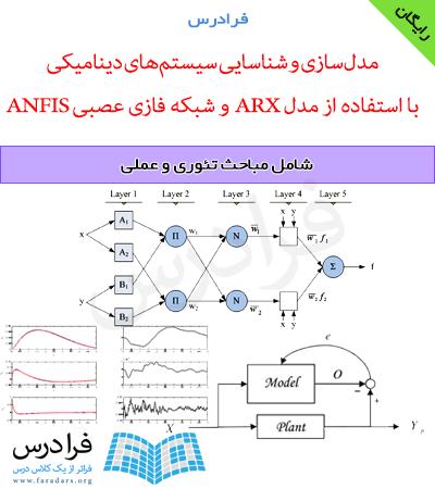 فرادرس مدل سازی و شناسایی سیستم های دینامیکی با استفاده از مدل ARX و شبکه فازی عصبی ANFIS