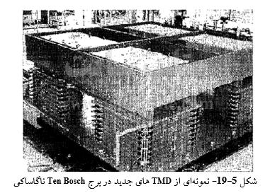 نمونهای از TMD های جدید در برج Ten Bosch ناگاساکی