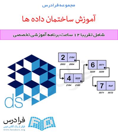 آموزش ساختمان داده ها
