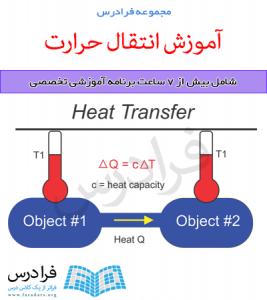 آموزش انتقال حرارت