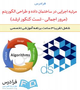 آموزش مرتبه اجرایی در ساختمان داده و طراحی الگوریتم (مرور اجمالی - تست کنکور ارشد)