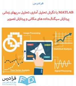 مراجع مرتبط با آموزش MATLAB با نگرش تحلیل آماری، تحلیل سری های زمانی و داده های مکانی